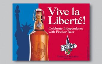 Fischer Beer Launch