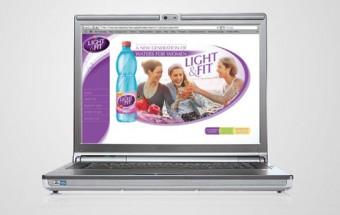 L&F Promotional Website